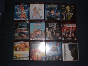 HD-DVD's