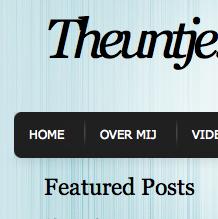 Nieuwe site