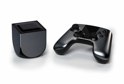 "OUYA: ""A new kind of video game console"""