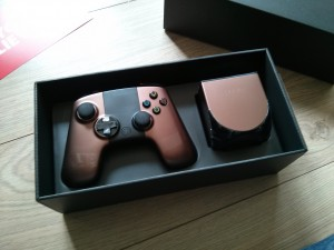 OUYA Exclusive edition in box